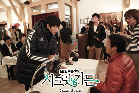 K-DRAMA PICTORIAL] Secret Garden Official behind the scenes photos ...