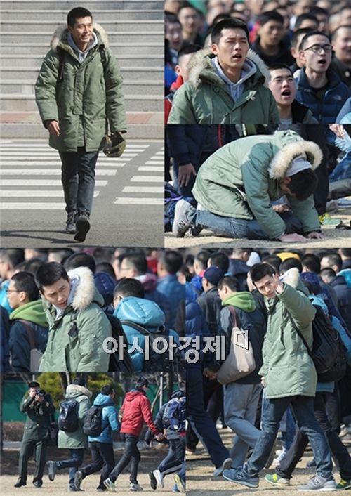 Kim Hyun Bin - Page 2 Hyun-bin-enlistment-10