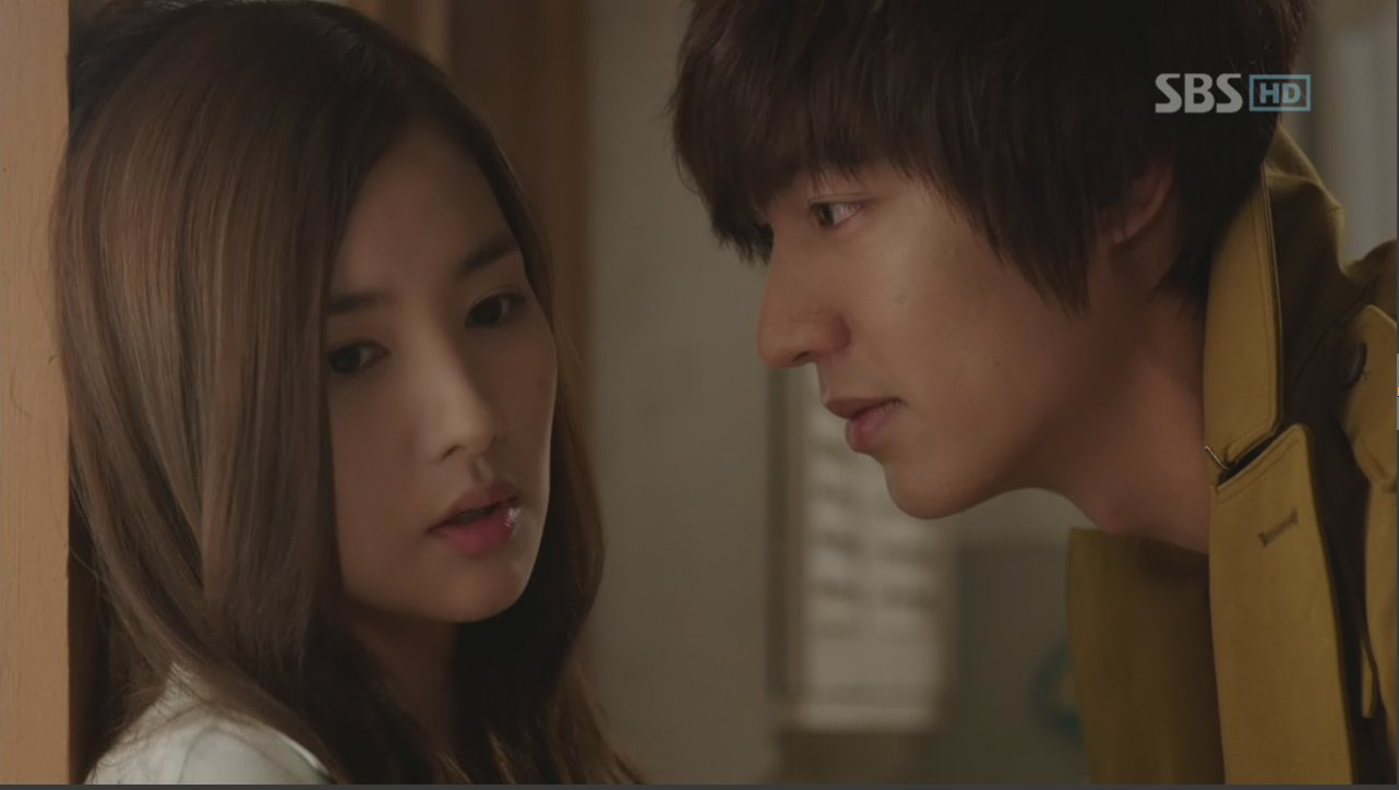City hunter lee min ho and park min young 10 romantic poses